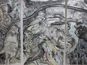 Qiu-Zhijie-Bird's-eye-view-Hanart-TZ-details
