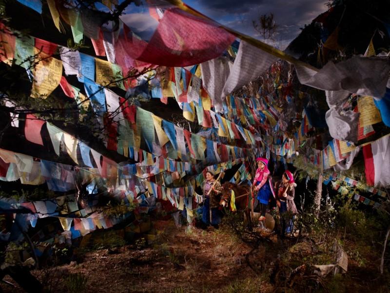 stupa yunnan 13755