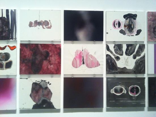201411-Exhibitions-shanghai-BiennaleHe xiangyu
