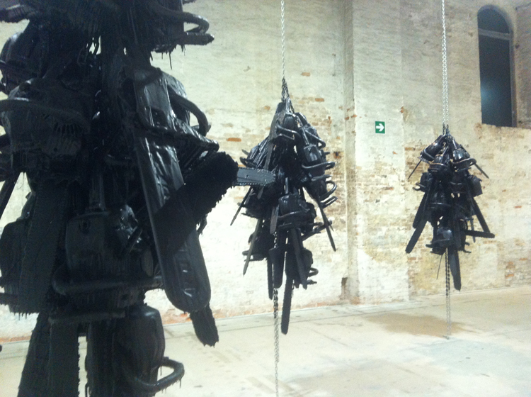 Latent Combustion by Monica Bonvicini 2
