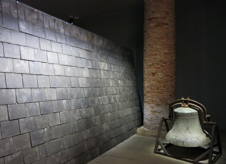 Theaster Gates Gone are the days of Shelter & Martyr 14-2