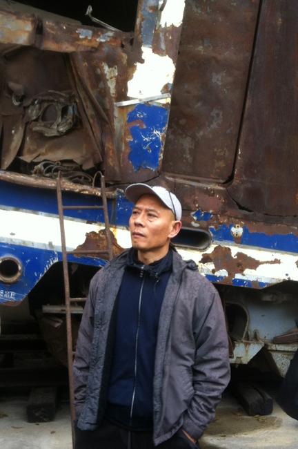 201512_Zhang Huan_Studio_5