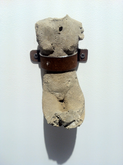Yu Ji Flesh in Stone Tiny BOdy Cement single edition 6 x 8 15xm 2013