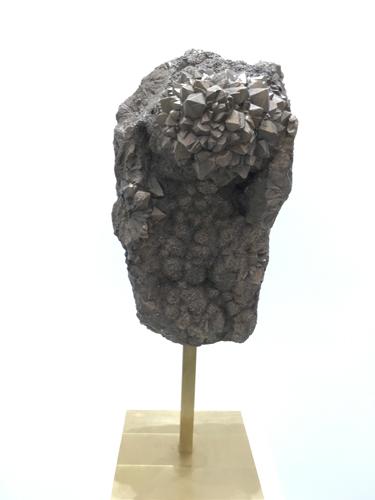 Apocalypse 16.1.13 Bronze sculpture, 56x35x26cm 2016
