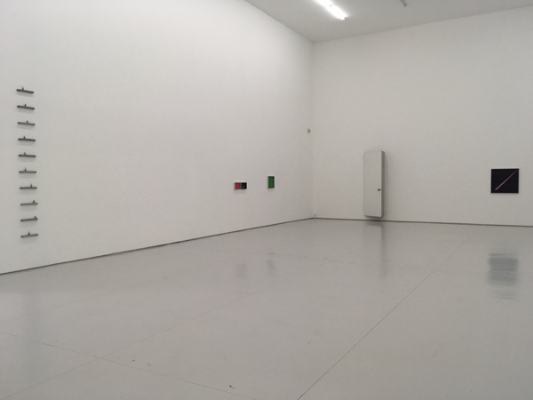 Zhang Ruyi Pause exhibition view 1