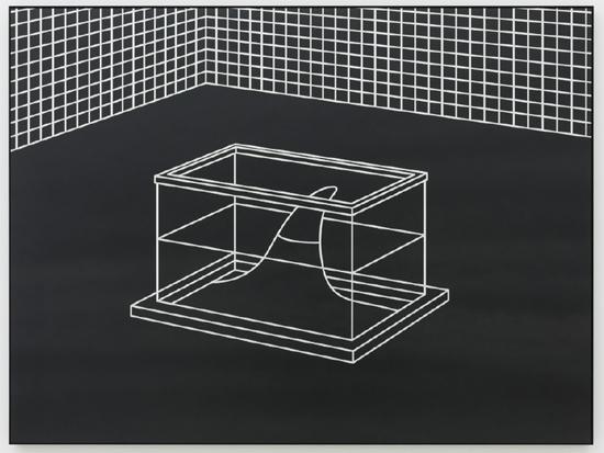 Gao Lei Z 331 aluminum, varnish; 195×146×5 cm ed.3