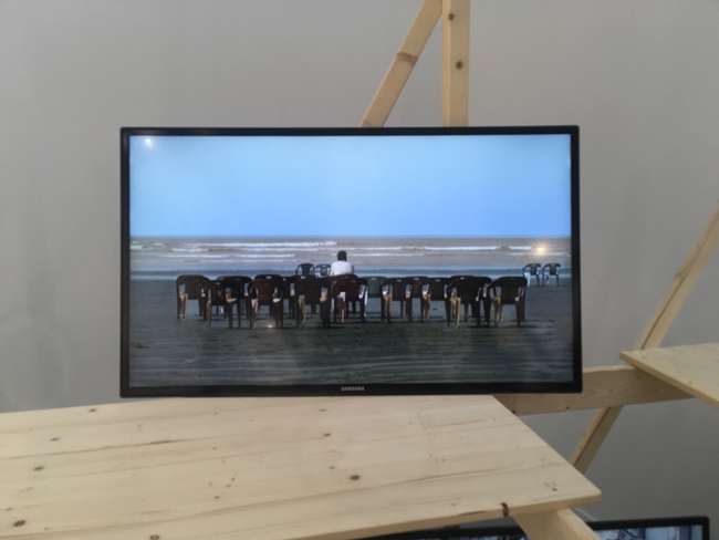 Bani Abidi, funland, 2014, video installation