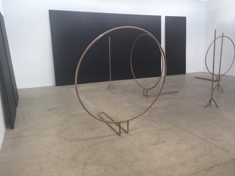 Maria Taniguchi Untitled 2017 installation view