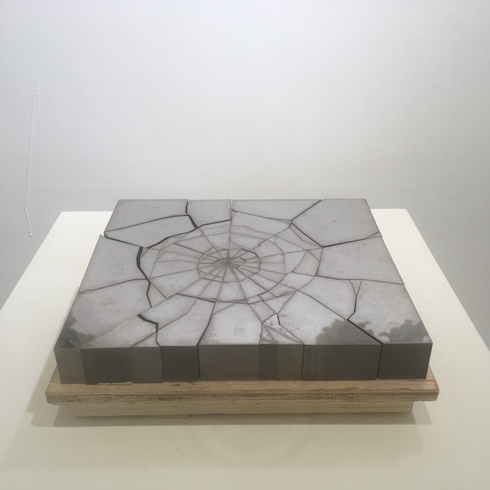 Zhao Zhao Fragments steel dimensions variables 2007-13
