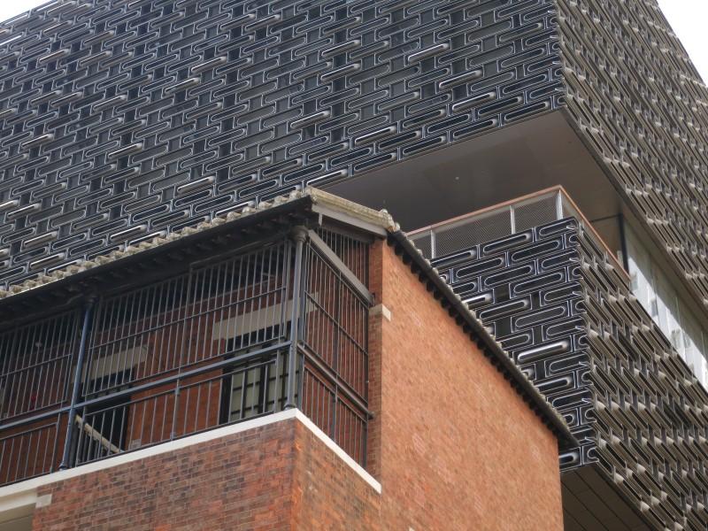 Tai Kwun contemporary Hong Kong outside view 2