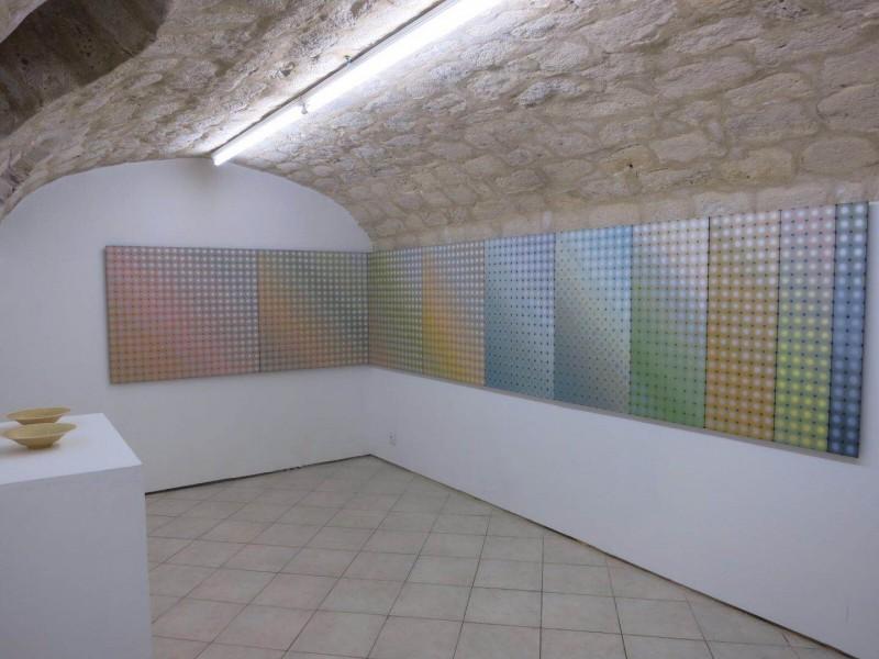 Li Shurui at New Galerie Paris 3