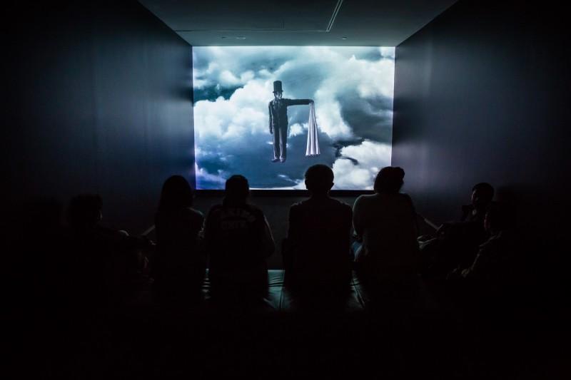 Sun Xun, installation view, MCA 2018_photograph Jacquie Manning (22)