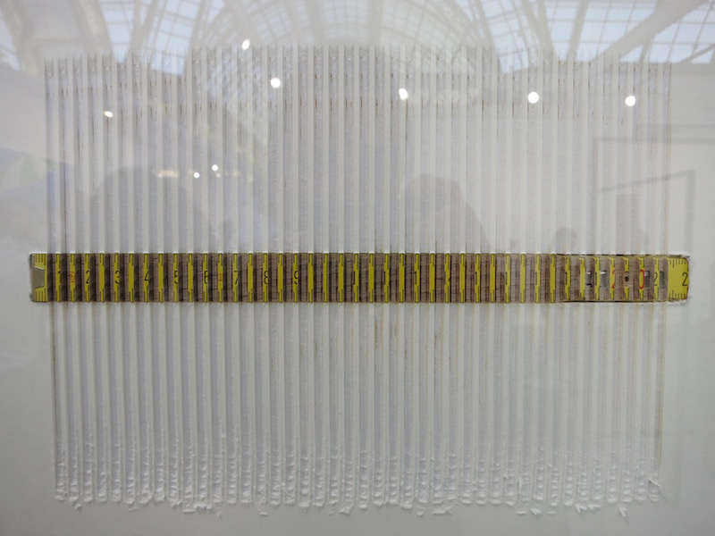 Fiac18 Kader Attia solo show details at Nagel Draxler Galerie