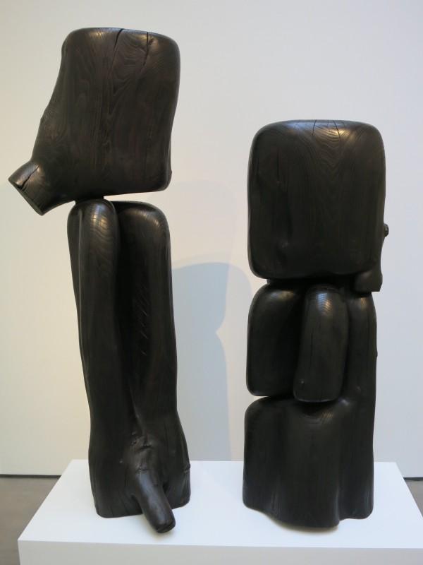 Ying Yang (Woman & Man) 2006 Acacia