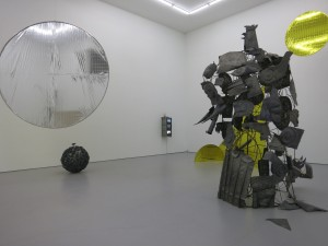 Yang Jian's exhibition view at White Space Beijing 2018