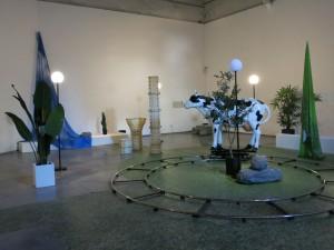 Shanghart M50 Space Na Buqi exhibition view