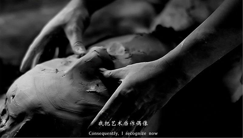 Geng-Xue-Poetry-of-Michelangelo 2