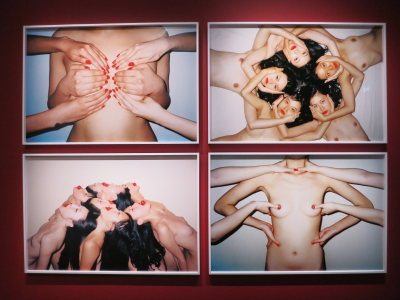 Ren Hang MEP exhibition view