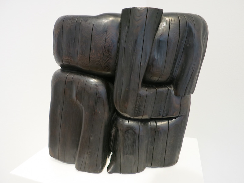 Wang Keping Couple 2016 Yew Wood
