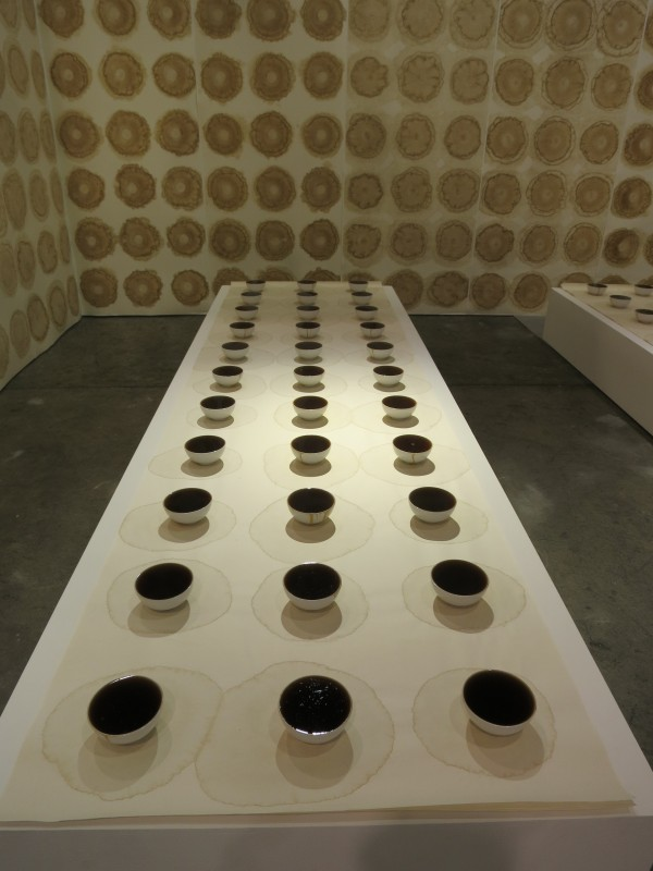 Zhang Yu Feeding tea installation performance